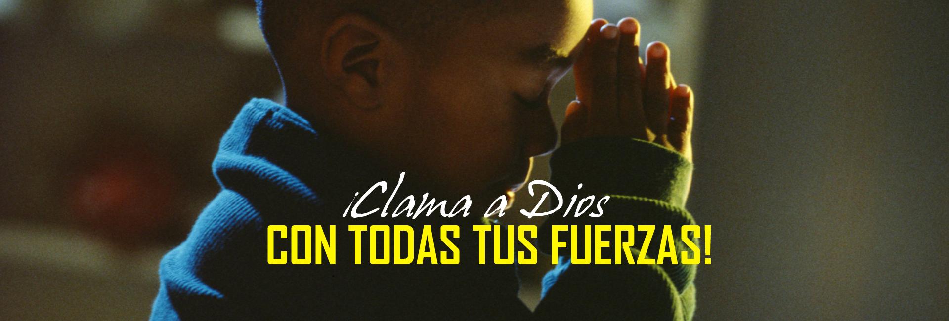 Slide Clama a Dios